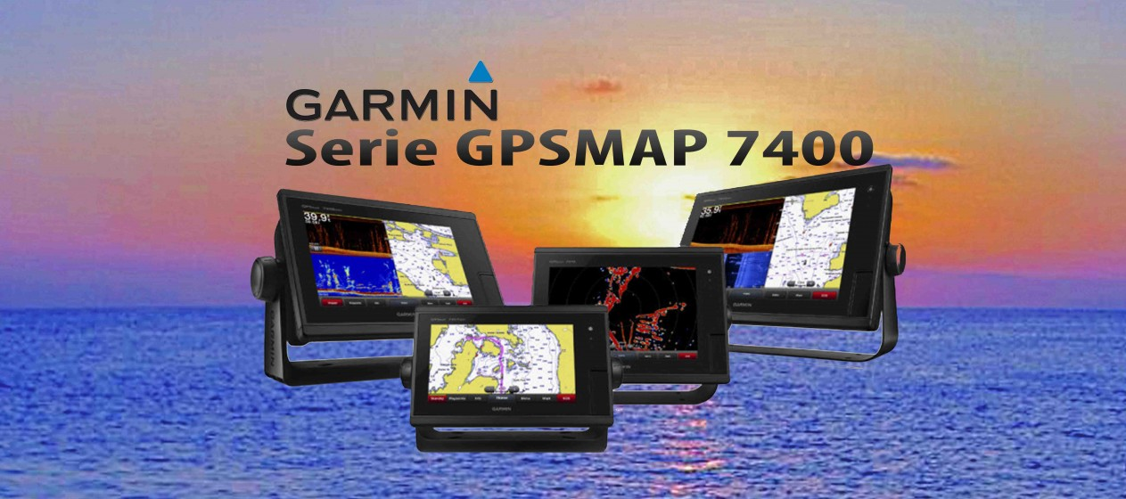garmin serie 7400